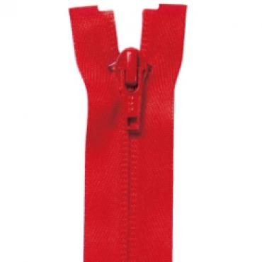 Silky tape zipper