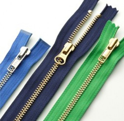 Metal Zipper Standard